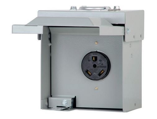 Power pedestal enclosure