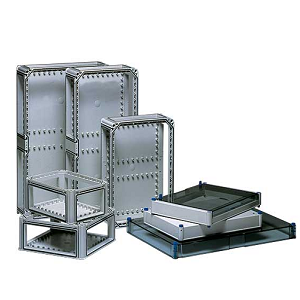 Industrial Modular Enclosures