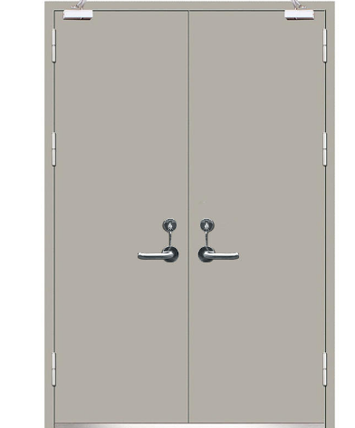 Fireproof 90 Minute Fire Rated Doors