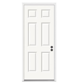 20 minute fire rated door