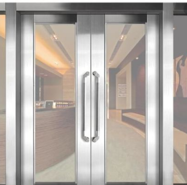 Glass 90 Minute Fire Rated Doors