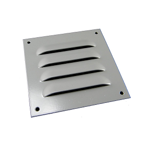 Electrical enclosure vents