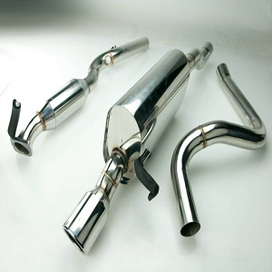 Stainless Steel Exhaust Mufflers Polishing Services