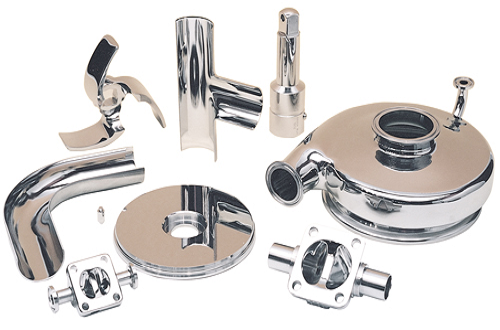 Stainless Steel Polishing Services