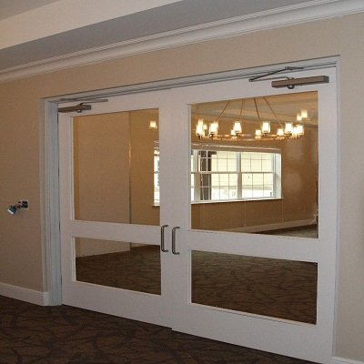 residential 20 minutes fire rated door