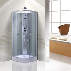850 X 850 Curved Corner Shower Enclosure