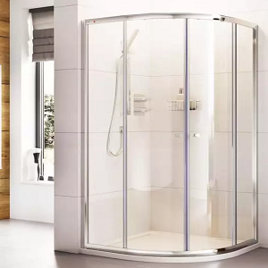 90x90x185 Corner Shower Enclosure