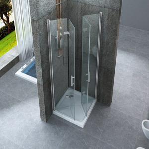 Bifold Corner Shower Enclosure