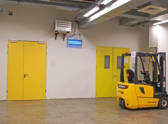 90-minute factory fire doors