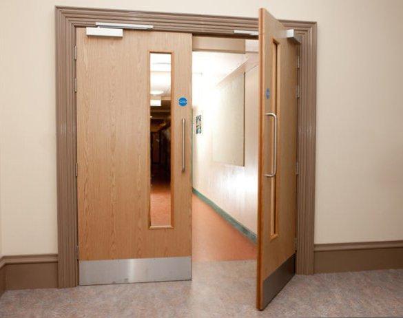 FD90 Fire Rated Door
