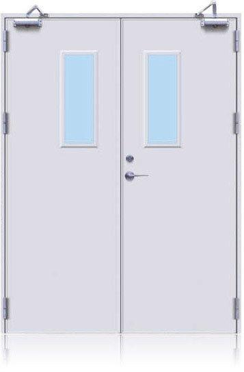20-Minutes Fire-Rated Double Door