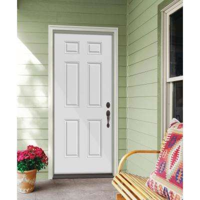 20-Minutes Fire-Rated Entry Door