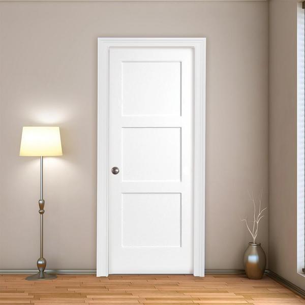 20-Minutes Fire-Rated Interior Door
