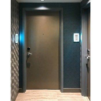 Custom 20-Minute Fire-Rated Door