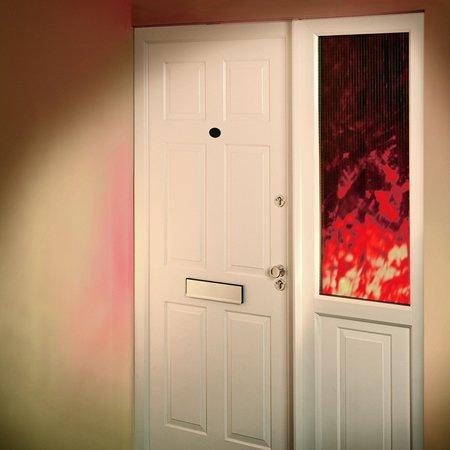 Fire-Rated Door With Window