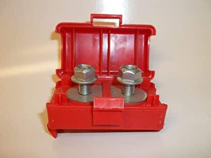 Dual Terminal Block Battery Junction Box