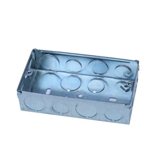 Electrical Conduit Metal Junction Box