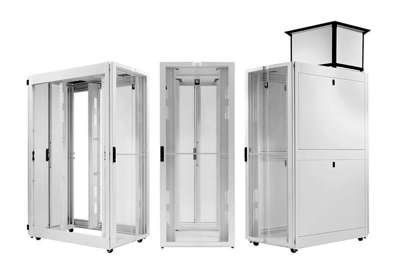 Free Standing Custom Communications Enclosures