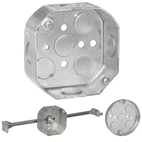 Octagonal Electrical Metal Junction Box
