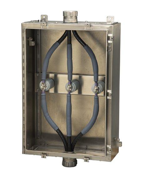 Outdoor Medium Voltage Junction Box