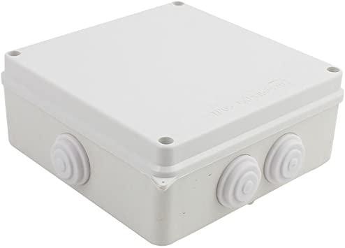Stainless Steel Square Waterproof Junction Box