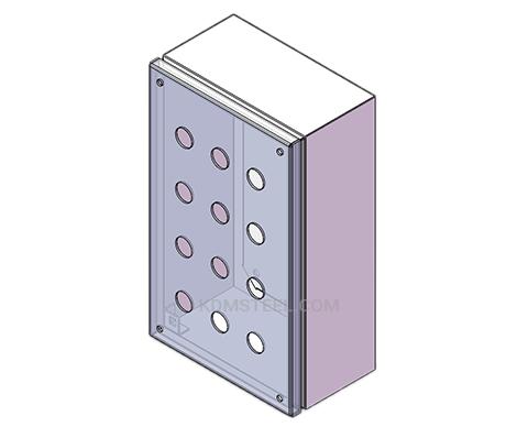 carbon-steel-Control-Station-Enclosures