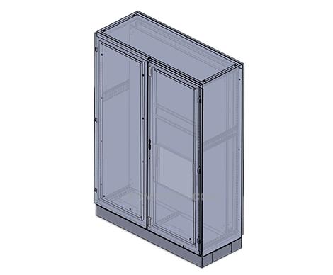 double-door-NEMA-enclosure
