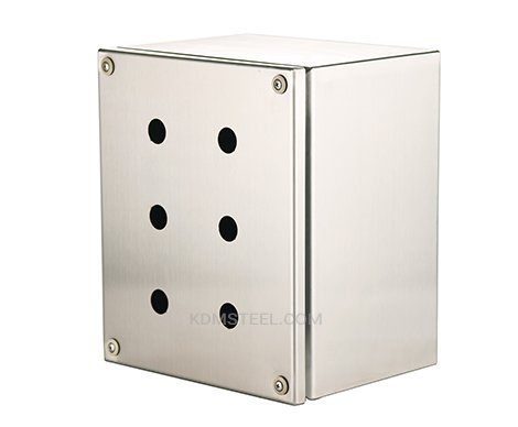 stainless-steel-single-door-control-cabinet-enclosure-1
