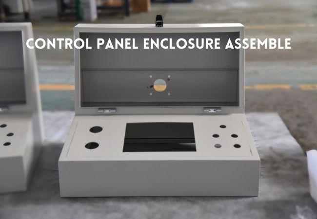 Control Panel Enclosure assemble