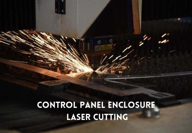 Control Panel Enclosure laser cutting