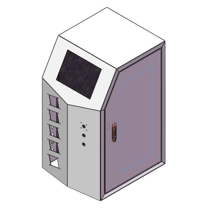 Custom Electronic Enclosure