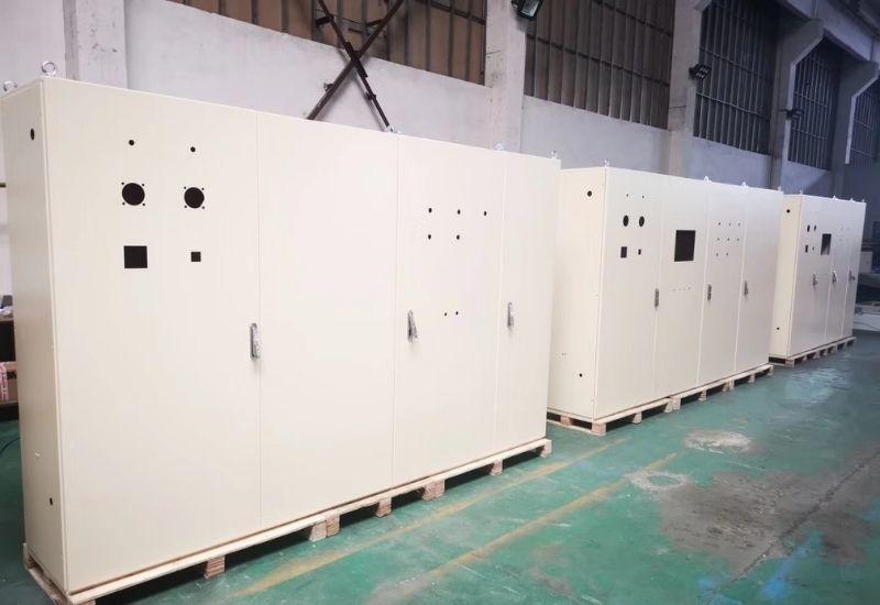 Custom Making Powder Coating Enclosures