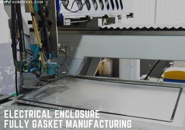 Electrical Enclosure Fully Gasket Manufacturing