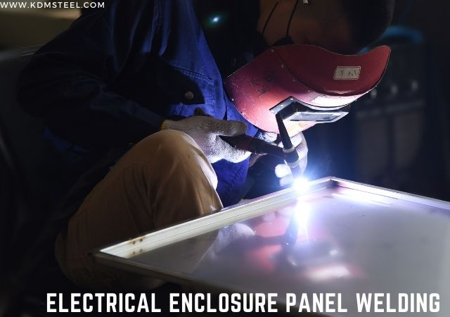Electrical Enclosure Panel Welding