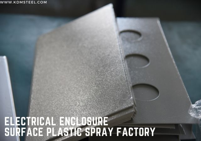 Electrical Enclosure Surface Plastic Spray Factory