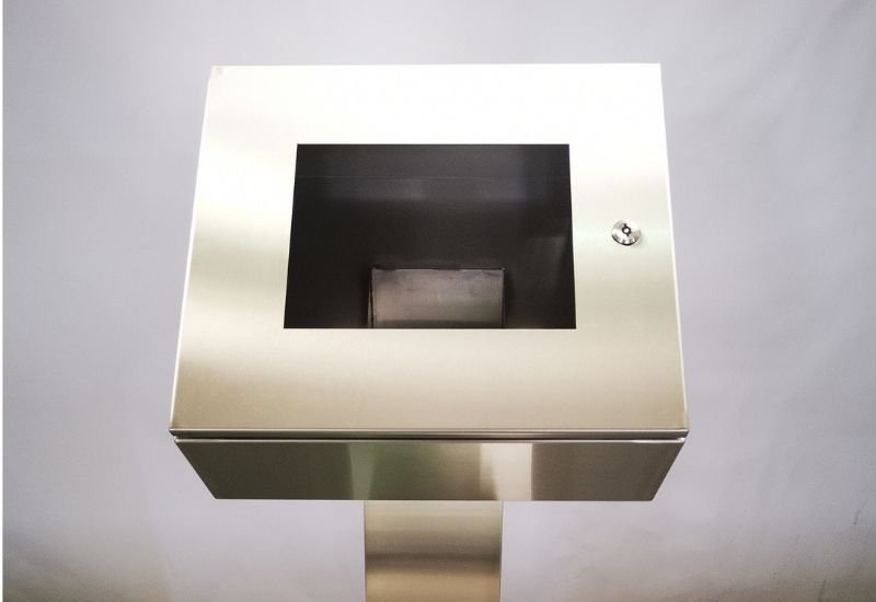 Electrical Enclosure with Base Mounting