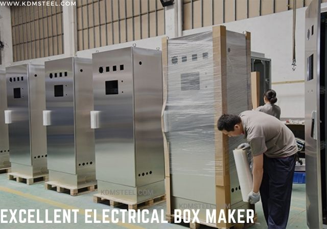 Excellent electrical box maker