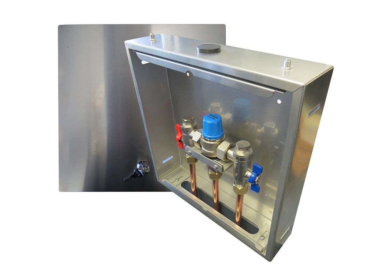 Stainless Steel TMV BOX