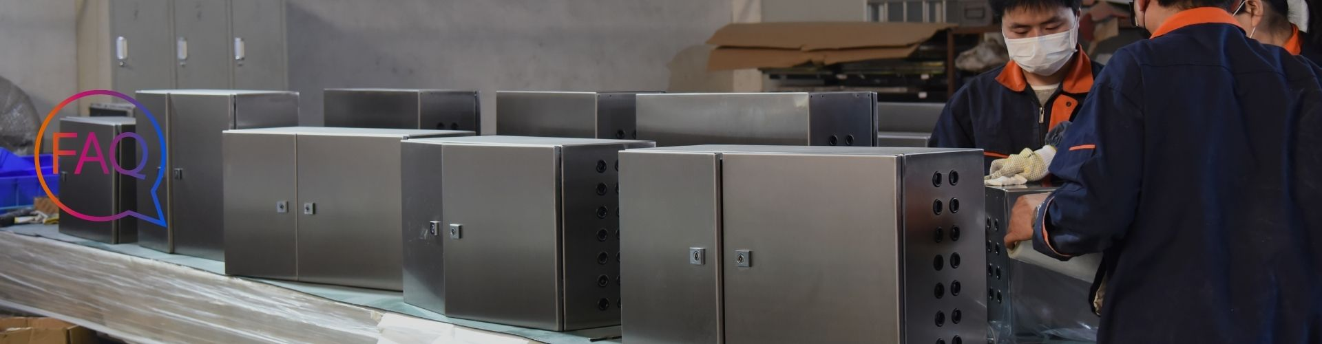 Frequently Asked Questions about KDM electrical enclosure