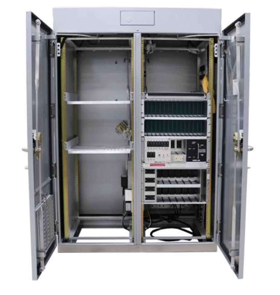 Generator battery enclosure