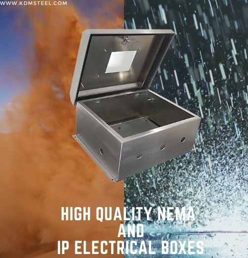 High Quality NEMA and IP Electrical Boxes