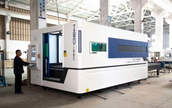 IP65 enclosure laser cutting machine
