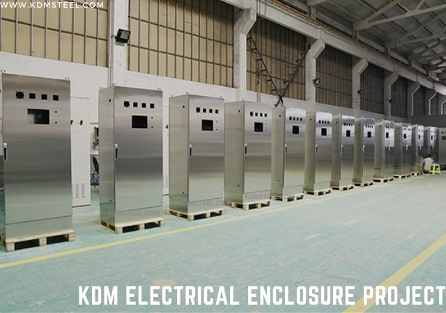 KDM electrical ENCLOSURE project