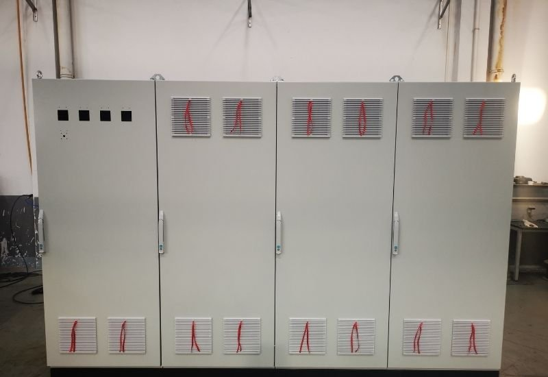 Modular Enclosures Ready for Shipping