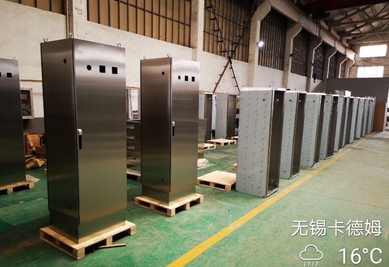 Single Door Stainless Steel Enclosure