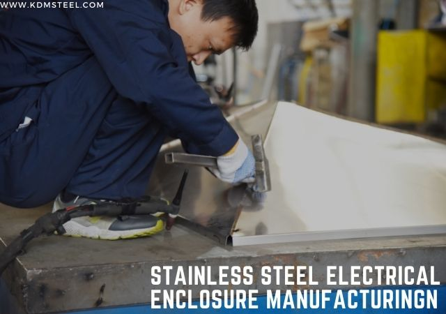 Stainless Steel Electrical Enclosure Manufacturing