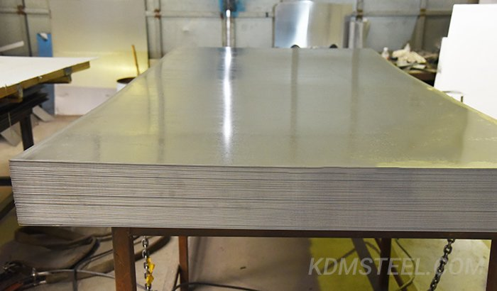 bending material for electric enclosure