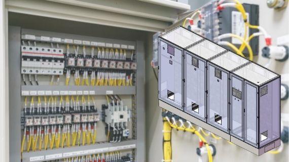 control panel enclosure design