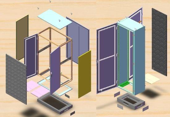 custom electrical enclosure solution