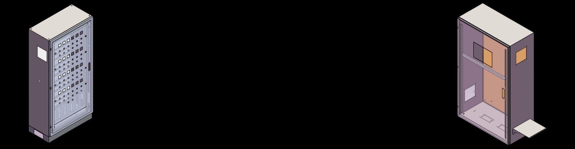 electrical enclosure design example